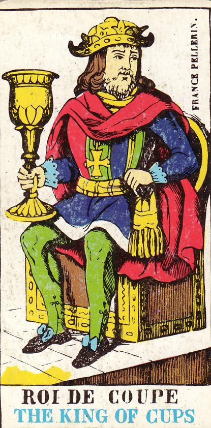 Tarotova Karta Kral Poharu Numerologie Jmena A Prijmeni